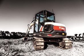bobcat compact excavator